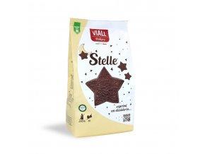 čokoládové sušenka stelle bezlepkové