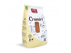 bezlepkové sušenky crumiri