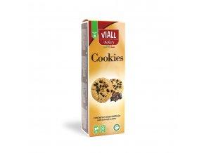 Cookies s kousky čokolády bezlepkové