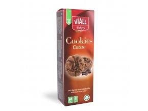 Čokoládové cookies bezlepkové