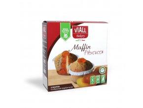 meruňkové muffiny bezlepkové