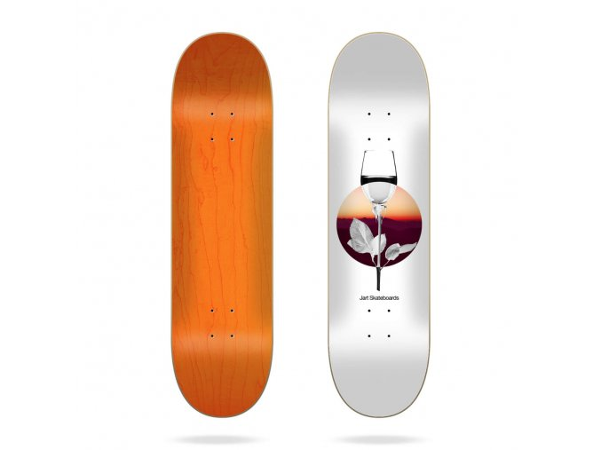 product j a jart abstract 8 375 skateboard deck 1