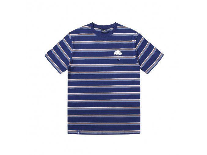 classic striped tee navy 2
