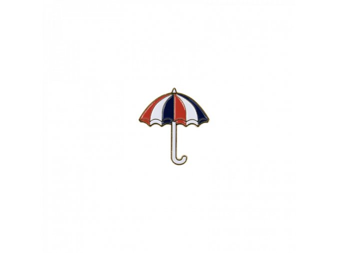 umb pins red white blue 7