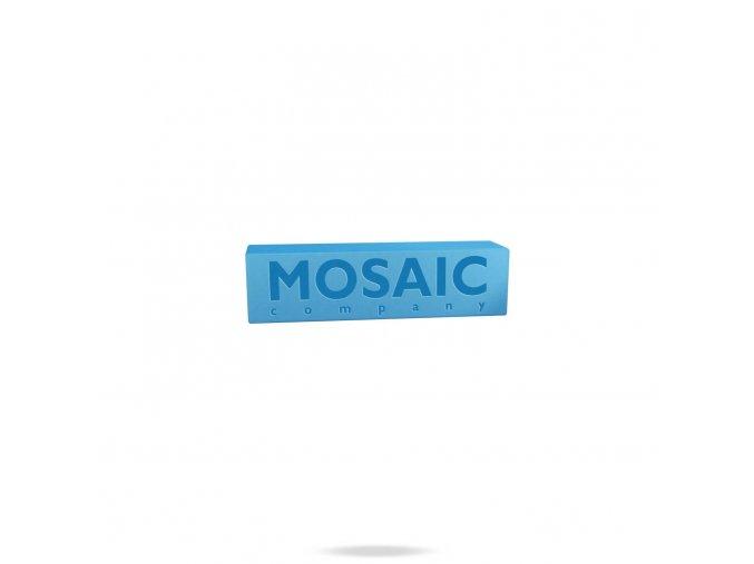 product m o mosaic wax blue