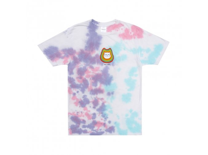 RIPNDIP CERBERUS TEE COTTON CANDY WASH