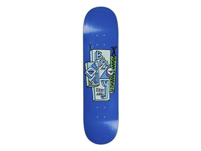DB SKYSCRAPER BLUE 8
