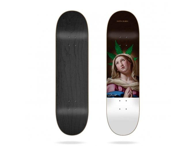 jart renaissance 8 25 skateboard deck