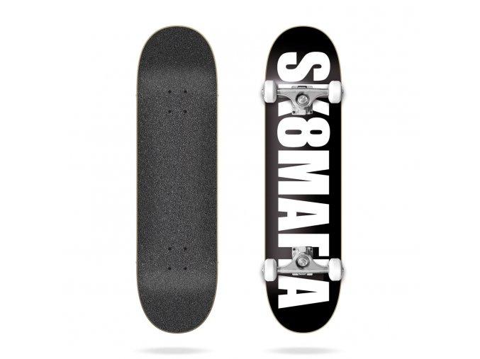 product s k sk8mafia og logo black 7 87 complete skateboard