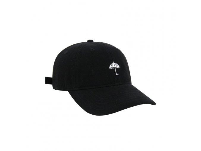bench cap black 5