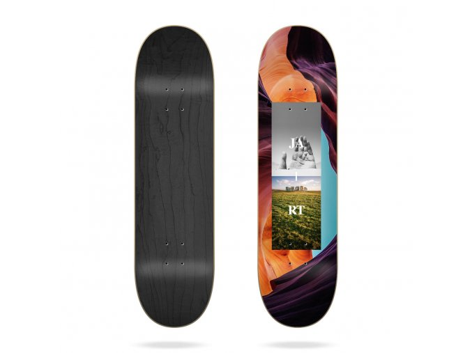 jart array stone 8 0 skateboard deck