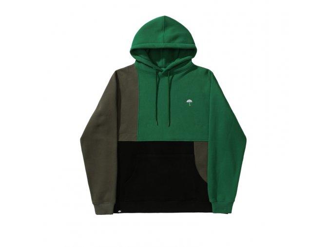 blockus hoodie green