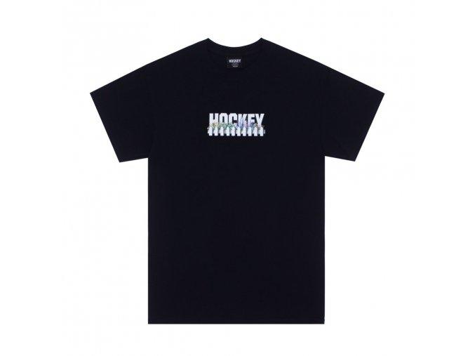 HOCKEY NEIGHBOR TEE BLACK