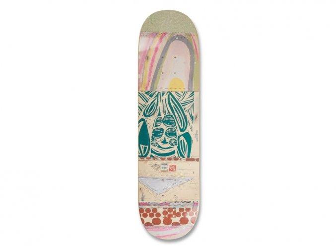 4681 udfrm3c fark uma skateboard deck thomas campbell bottom