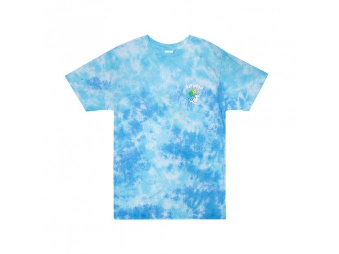 Drifting Away Tee (Blue Tie Dye) 2