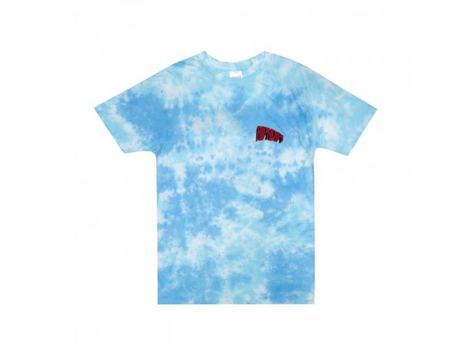 Flying High Tee (Blue Tie Dye)