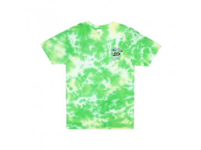 Astronomic Tee (Green Lightning Wash) 3
