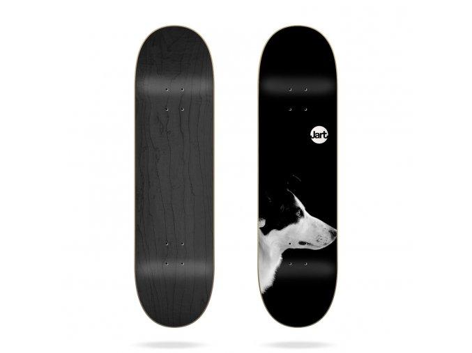 jart friends 8 0 skateboard deck