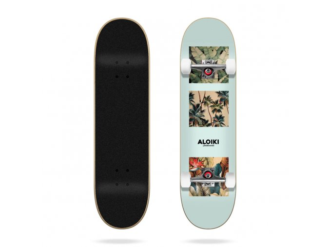 aloiki zicatela 7 7 complete skateboard