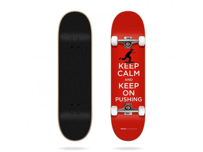 tricks skateboards calm 7.8 complete