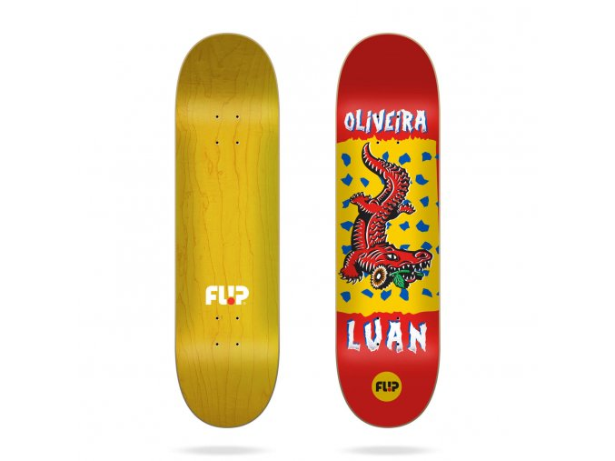 flip luan tin toys 8 13 deck