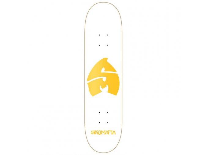 Sk8mafia Shaolin4eva Skateboard Deck 8.0 Inkl