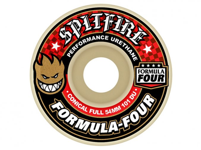 106377 0 Spitfire FormulaFourConicalFull53mm
