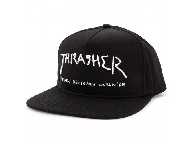 Thrasher New Religion Snapback Black