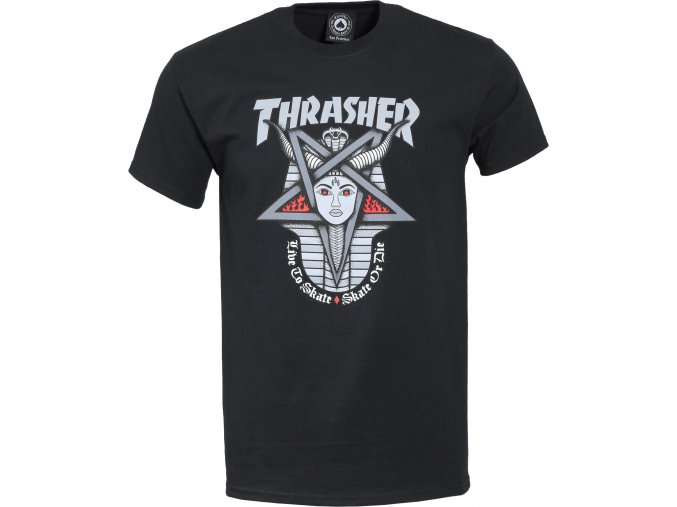 vyr 2081thrasher goddess t shirt black