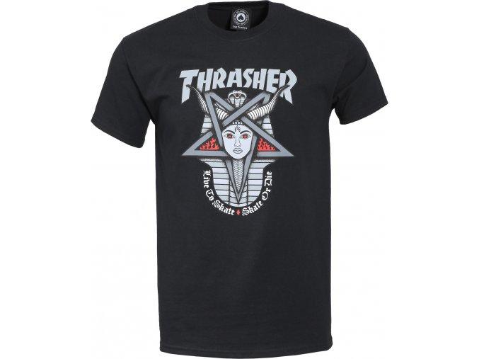 vyr 2081thrasher goddess t shirt black