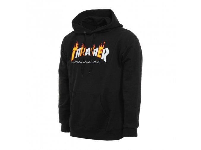 vyr 2287Thrasher flame mag hood black 1024x1024