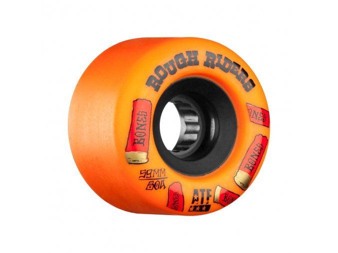 BONES ATF Rough Riders Shotgun 59mm orange