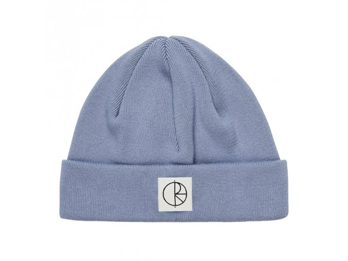 COTTON BEANIE SKY BLUE