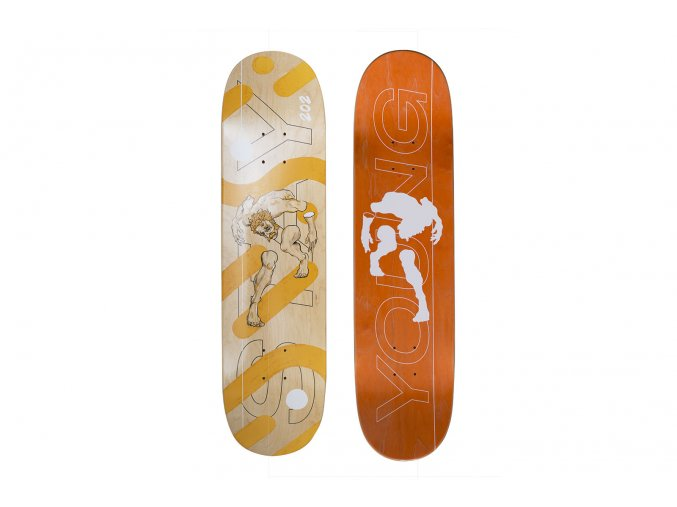 DE 19117 Deck Stay202 Stay Young (deep concave)