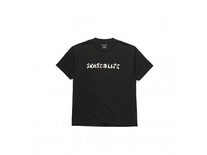 SKATELIFETEE BLACK 1