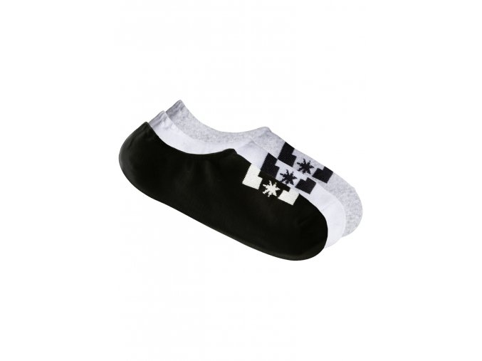 dc liner 3pack socks men grey black white