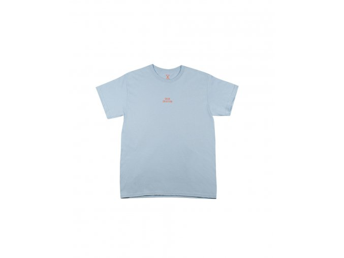 SOUR FA19 33 sour.solution Sourglass Tee LightBlue front