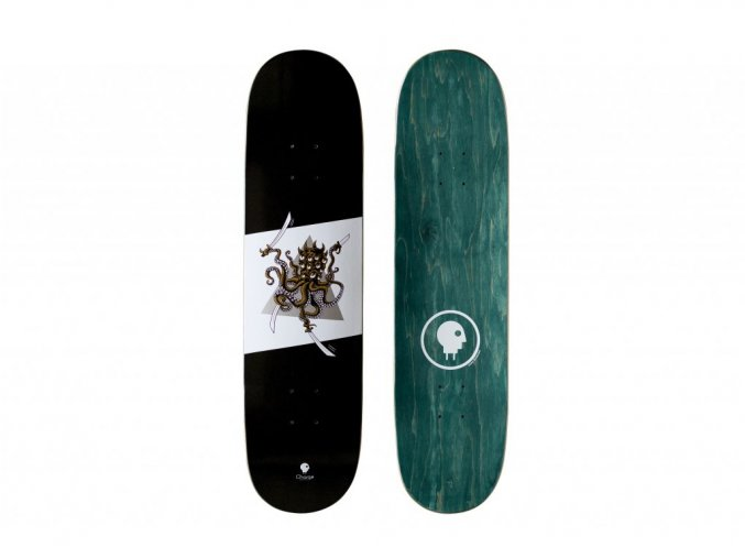 3433 deck charge octopus lh deep concave