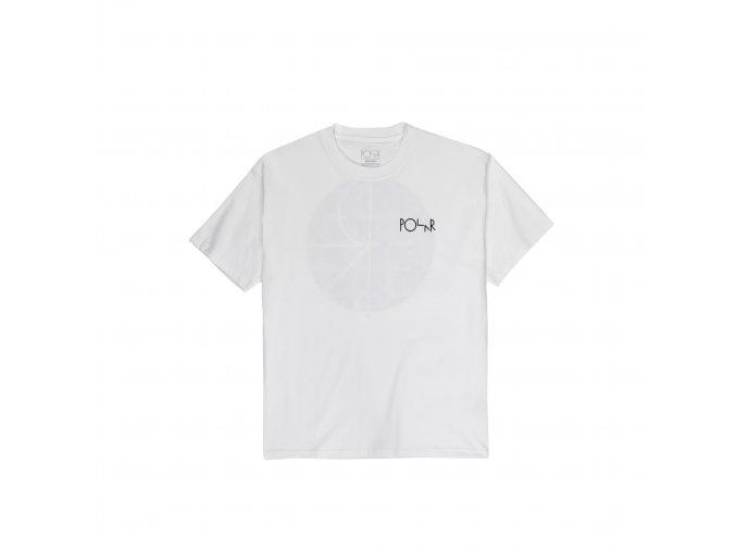 Klez fill logo tee white 1