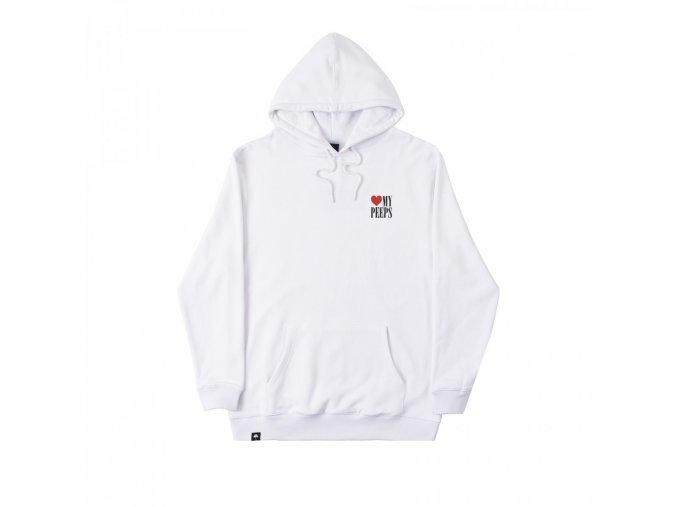 peeps hoodie white 2