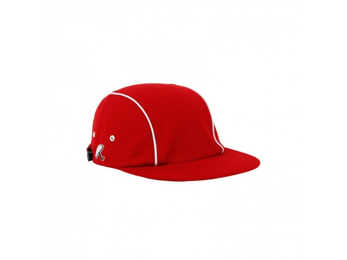 sunday cap red