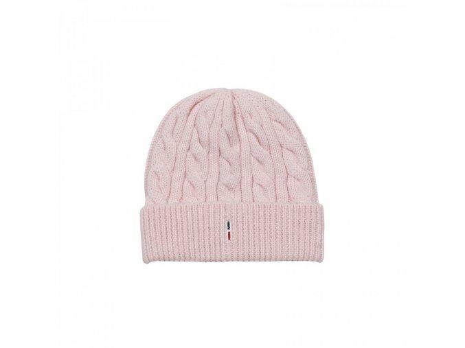 h beanie pink