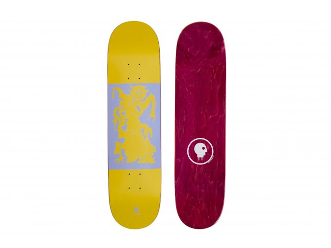 DE 20103 Deck Charge Yellow Typhon MH (medium concave)