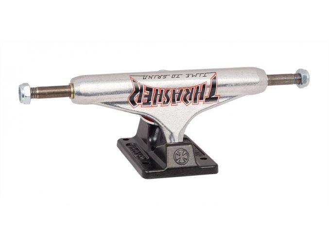vyr 2295IN ThrasherTTGTruck Silver Front
