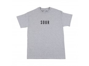 SOUR SP20 040 SourArmy Tee Grey
