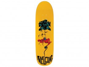 2697 welcome lessrach on atheme 8 88 skateboard deck 8 88