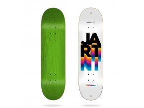 product j a jart chromatic 8 0 skateboard deck