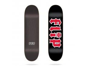 product f l flip team hkd black 8 0 skateboard deck