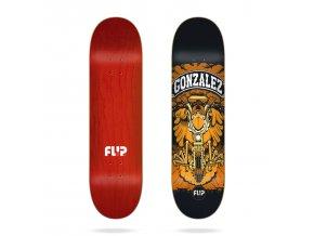 flip gonzalez comix 8 0 deck