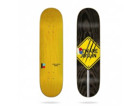joslin beware 8 plan b deck skate
